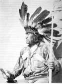 Picture of Wilson Tawaquaptewa of Hopi Pueblo