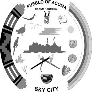 Acoma Pueblo Seal