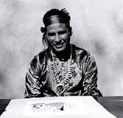 Photo Source: Wikipedia - Narciso Platero Abeyta Diné Painter of the Navajo Nation