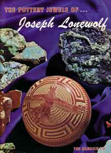 Book:  The Pottery Jewels of Joseph Lonewolf