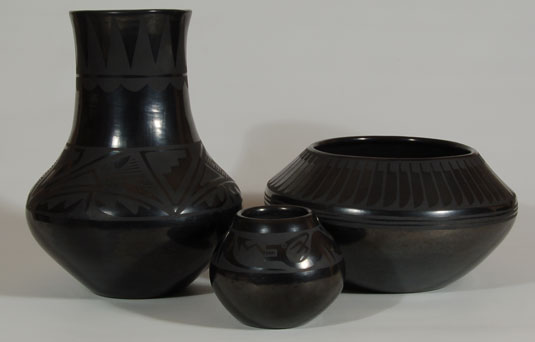 Southwest Indian Pottery: Contemporary