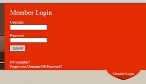 member login final
