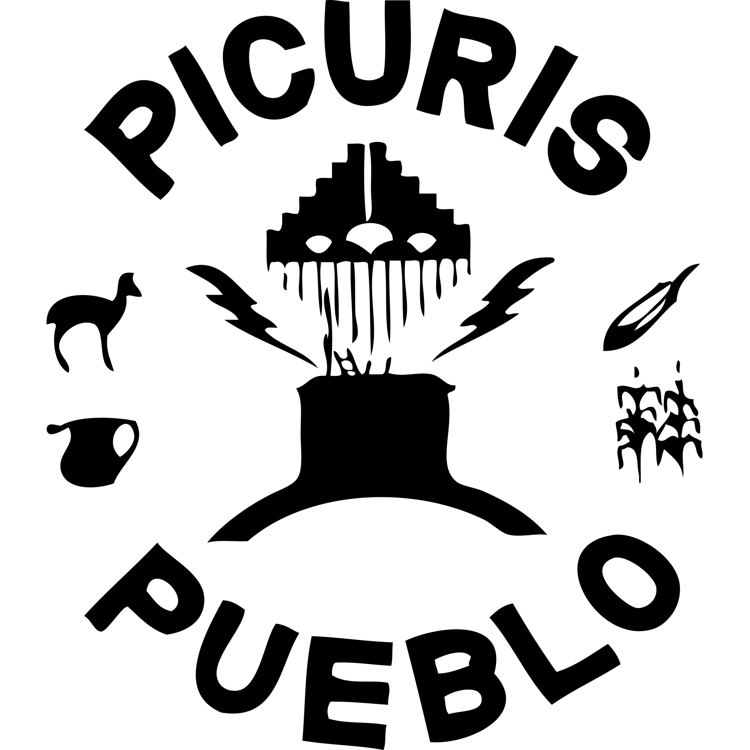 Picuris Pueblo logo