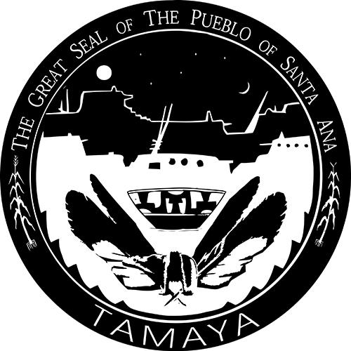 Santa Ana Pueblo - Tamaya. Photo Source: Indian Pueblo Cultural Center Website.